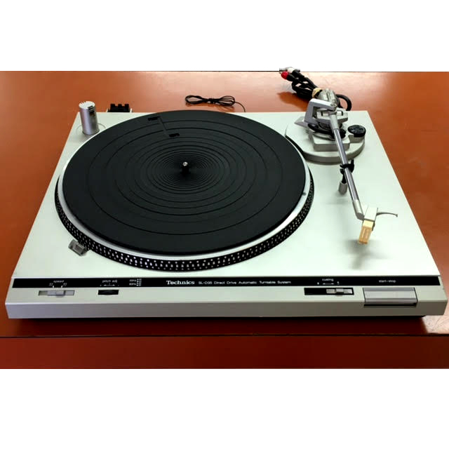 SOLDTechnics SL-D35 Plays 33's/45's: $220.00 Plus Shipping And Handling.