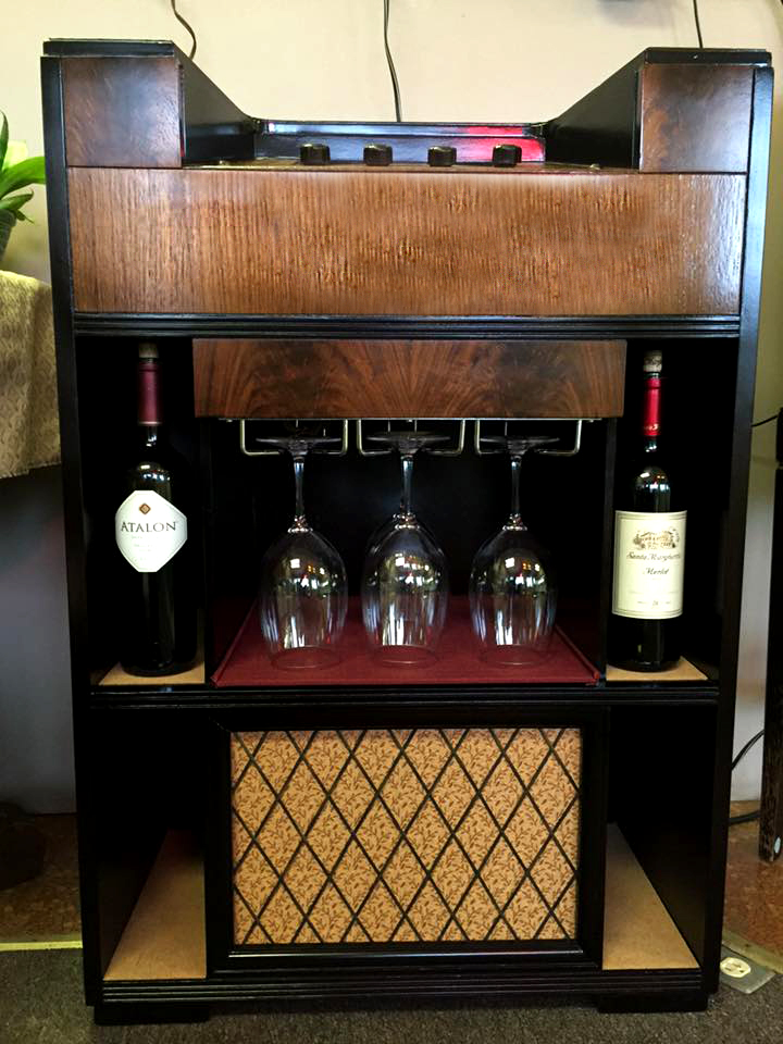 Newly Designed Wine Rack