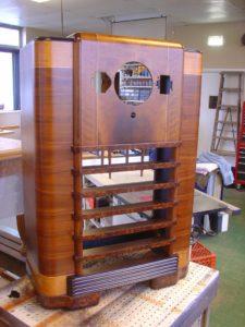 Zenith Cabinet Restore 3